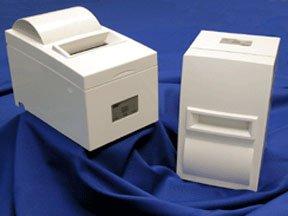 STAR MICRONICS 39323310 Receipt Printer, SP542MC42, I MPact, Cutter, Parallel, Gray