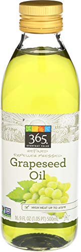 365 Everyday Value, Grapeseed Oil, 16.9 fl oz ()