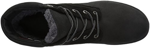 Fleece Women's Original Boot Kodiak Black Ankle E4ZBxwwq