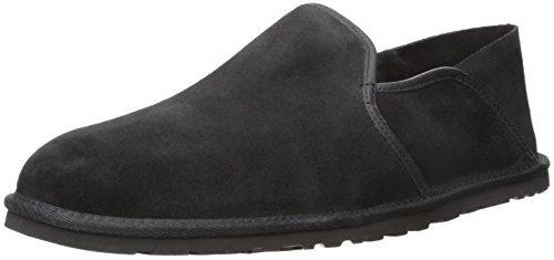 Pantofola Slip-on Ugg Uomo Cooke Nera
