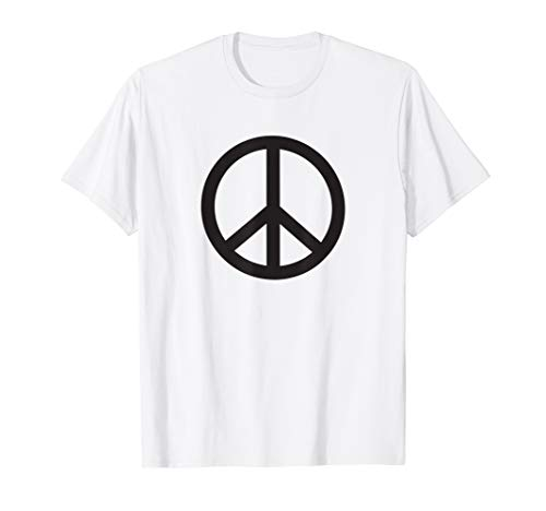 (PEACE sign T Shirt - get ready for Peace love and happiness)
