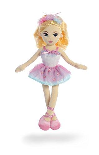 - Aurora World Ballerina Mia Doll Plush