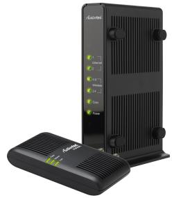 Actiontec Dual-Band Wireless Network Extender and Ethernet Over Coax WCB3000N