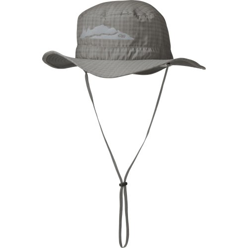 - Outdoor Research Kids' Helios Sun Hat, Pewter, Large