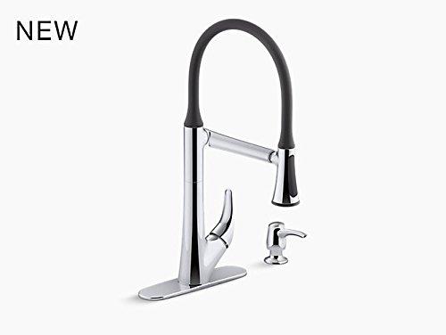 Kohler Arise Stainless Finish Pull Down Kitchen Faucet