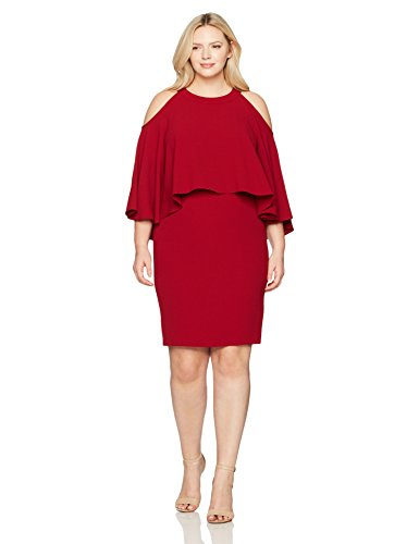 Adrianna Robe Canneberge Papell Ap1d101478w Femme rqrfPR