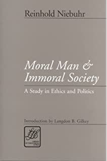 Moral Man And Immoral Society Pdf