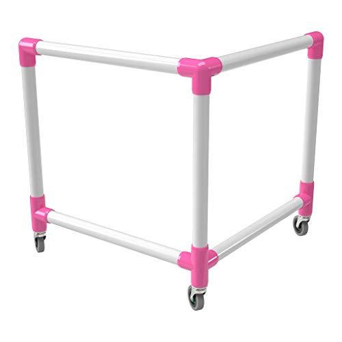 (Karben K114RST-PK-L Roller Skate Trainer, Pink, Large)