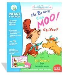 LittleTouch LeapPad: Dr. Seuss's Mr. Brown Can Moo! Can (Littletouch Library)