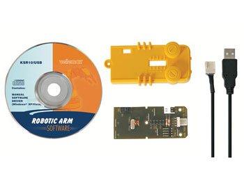 Interfaz USB para brazo Robotico - Seca de comprueba la, tramite ...