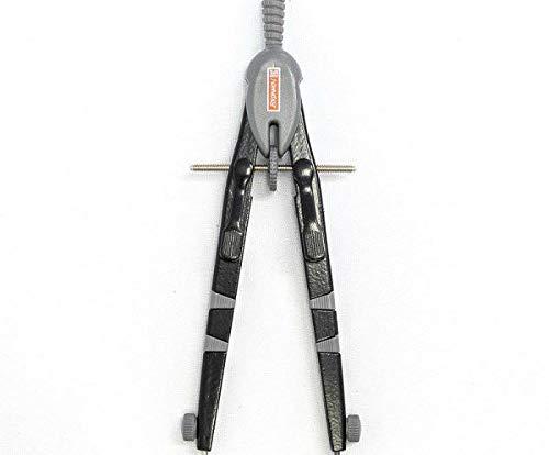 School Compasses Metal Quick Release Black (1ks), Brunnen, Children's Tools, Supplies, Creativity School