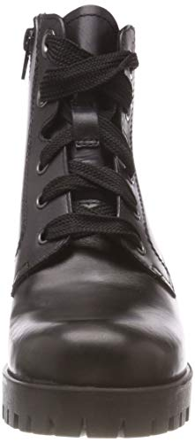 Donna Nero Tamaris Combat Stivali 25230 1 black 21 674q1BX4