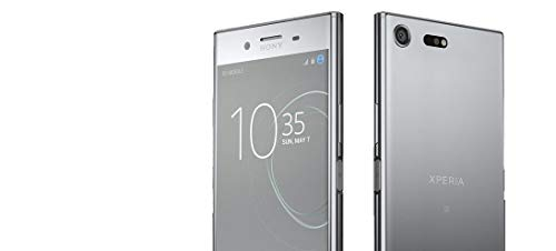 "Sony Xperia XZ Premium G8142 64GB Luminous Chrome, Dual Sim, 5.5"", GSM Unlocked International Model, No Warranty"
