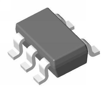 100 pieces 555 RC Timer//Oscillator with Shutdown in SOT23-5 Timers /& Support Products 2.7V to 18V