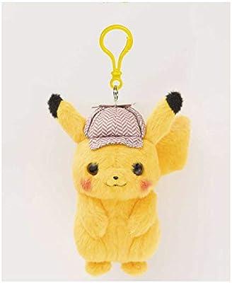 Amazon Com Pokemon Center Pokemon Detective Pikachu Plush Key