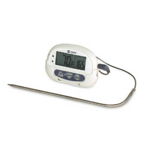 CDN Digital probe thermometer 0 to 200 degrees (Cdn Digital Probe)