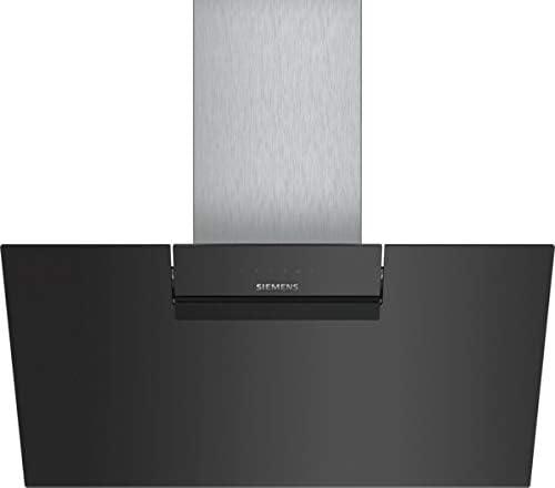 SIEMENS LC87KEM60 CAMPANA 80CM CRISTAL NEGRO: Amazon.es: Grandes electrodomésticos