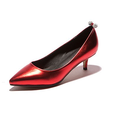 Stiletto amp;Amp; Career Toe Party US9 Women's Heels 10 Pointed 5 Zormey Shoes amp;Amp; Red EU41 CN42 8 Office UK7 5 Heel Evening Dressblue Pink Silver zxEvXPw