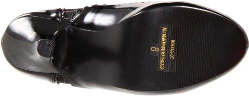 tacón negro negro Funtasma zapatos de mujer qOxZwE6I