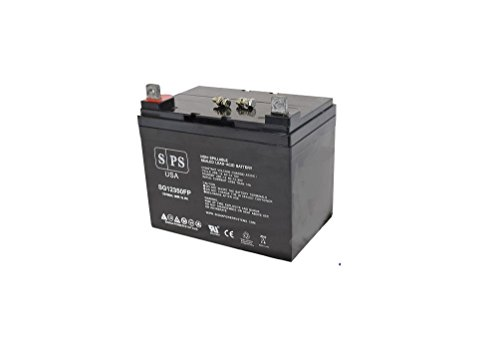SPS Brand 12V 35Ah SLA Replacement Battery for Quickie Z500 PediatricBEC 40 Series U1