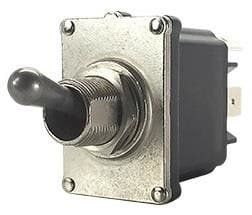 Toggle Switches 2P OFFCrc1ON(1&2ON) Jmpr T2-T5 NoTerm T5 by Carling Technologies