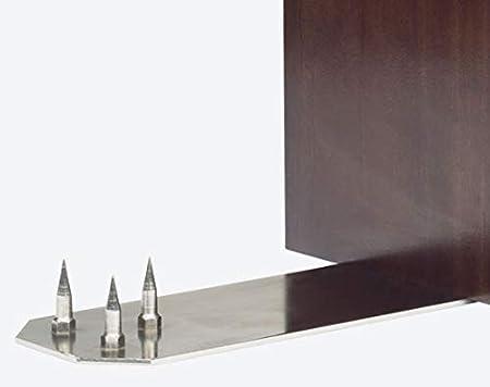 BRICOMIRAS JAMONERO Modelo Meson Color Tabaco Sistema CORREDERA, Ideal para TU HOGAR, para Bares Y RESTAURANTES, Robusto Y Elegante Soporte JAMONERO