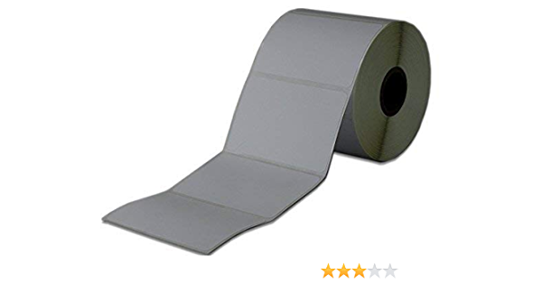 Zoro Select 4Ugf3 Foil Roll,Alum,0.001 Th X 12 In W,250 Ft