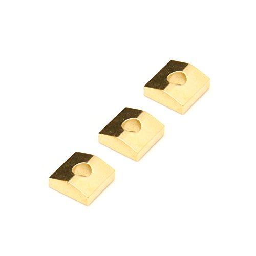 (Floyd Rose Nut Clamping Blocks (Set of 3) - Gold)