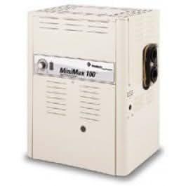 Pentair 460353 minimax 100 btu propane gas for Garden pool with heater