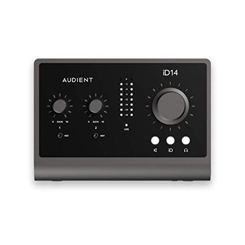 Audient iD14mkII USB-C Audio Interface