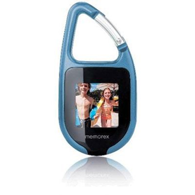 Memorex 1.5' Digital Photo Frame Blu - Mdf0151Blu
