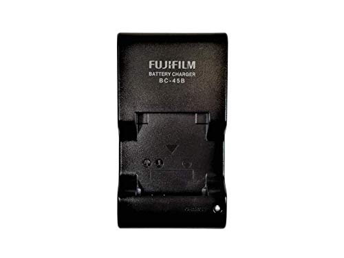 Fujifilm Corporation Fujifilm Battery Charger BC-45B or Fujifilm Battery Charger Model No. BC-45BU Which Charges Fujifilm Lithium Ion Battery Pack NP-45A which Charges Digital Camera Battery