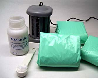 BioEnergiser Detox Foot Spa Refill Kit NO BRAND