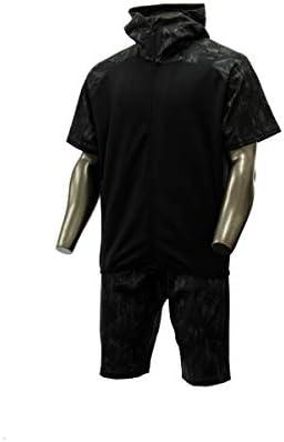 セール デサント 上下セット メンズ トレーニングウェア 半袖 ハーフパンツ 大谷コレクション 大谷翔平 DBM