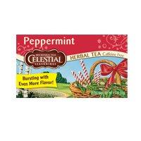 Peppermint Herb Tea, 20 bags by Celestial Seasonings (Pack of 2)