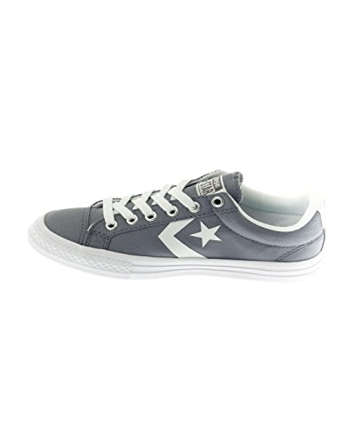 Converse Star Player Sneaker Grau / Weiß 38 5 Grau