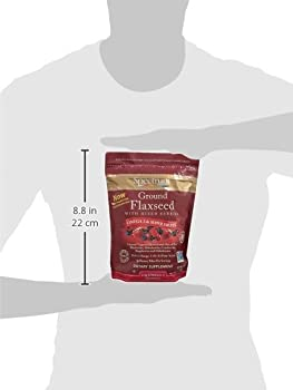 Spectrum Essentials Ground Flaxseed With Mixed Berries, 12 Ounce 4