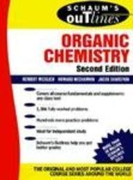 Schaum's Outline of Theory and Problems of Organic Chemistry (Schaum's Outline Series)