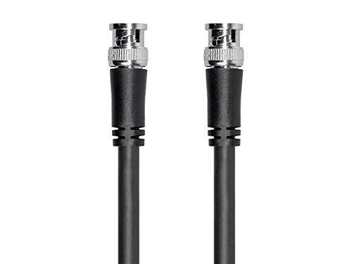 - Monoprice Viper Series HD-SDI RG6 BNC Cable, 6ft