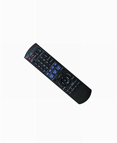 Compatible Used Replacement Remote Control For Panasonic DMR-EZ28K N2QAYB000212 DMR-ES45V DMR-ES46 DVD VCR Recorder Player -  HCDZ, HCDZ-X16472