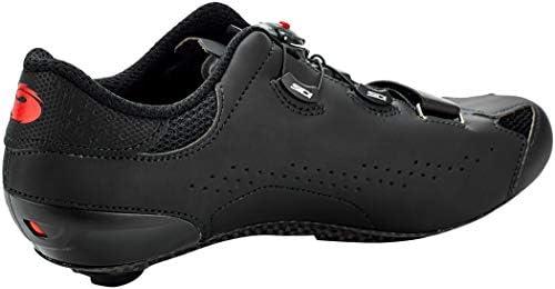 SIDI Sixty Carbon Road Bike Shoes Black