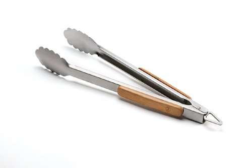 Outset Stainless Steel Tongs - 1