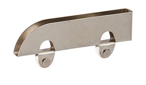 Armario de la cocina del gabinete de cristal 2 ruedas de deslizamiento de rodillos para puerta 10 piezas - - Amazon.com