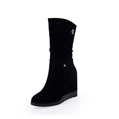 A Donna Pantofole Balamasa Black Stivaletto Xw5xqxa0