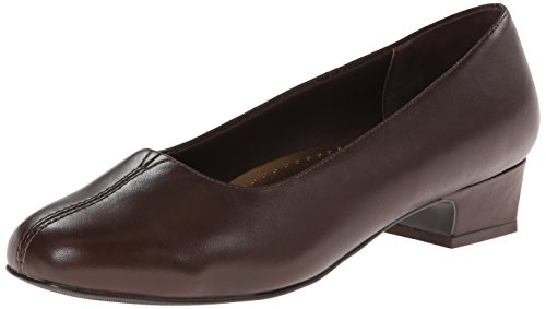 - Trotters Women's Doris Pump,Mocha Kid,10 M