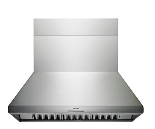 Hpcn48ns 48 Inch Pro Chimney Wall Hood 48 Inch Professional Series ...