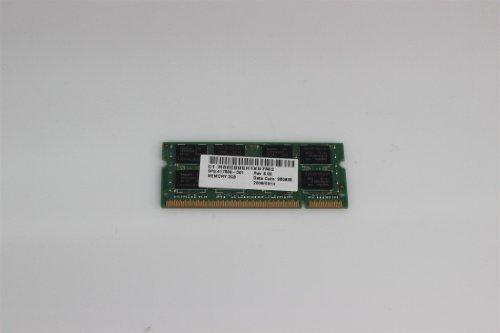 HP MEM 2GB PC2-6400 SDRAM SODIMM 800MHz