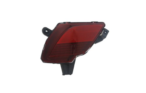 Mazda Cx5 Driver Side Replacement Rear Bumper Reflector Unknown