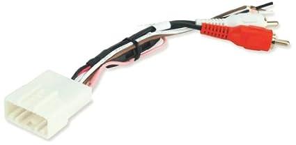 31o%2BJniSq0L._SX425_ amazon com scosche radio wiring harness for 2004 toyota aux input
