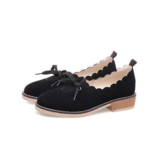 Noir EU Sandales 5 Noir Compensées 36 Femme DGU00517 AN wgFXBxqUn